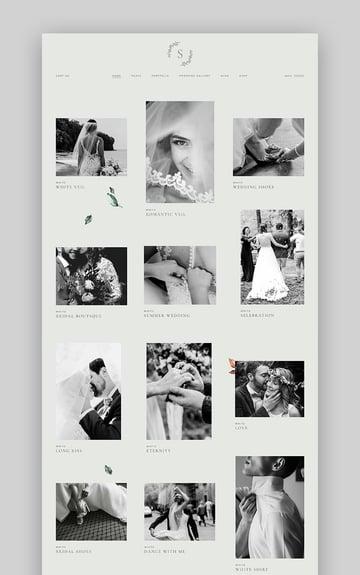 Solene - Wedding Photography Theme