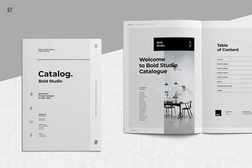 Clean catalogue