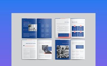 Uni Brand Nonprofit Annual Report