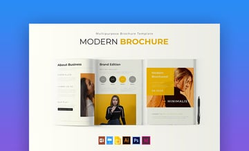 Modern Brochure Template