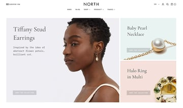 North - Responsive WooCommerce Theme