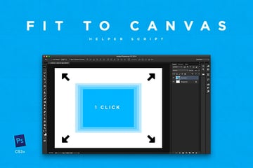 Fit to Canvas Script for Ps (ATN)