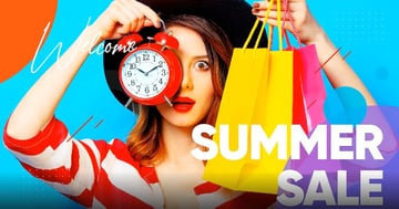 Shopping Colorful Promo Premiere Template