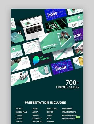 Proposal Powerpoint Premium Theme