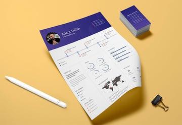 cool resume infographics resume design samples