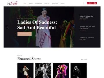 OsTende WordPress Portfolio Theme