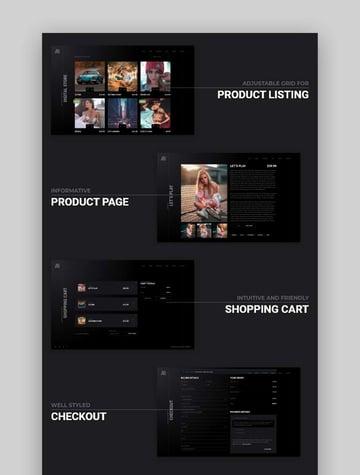 Ashade - Photography WordPress Theme