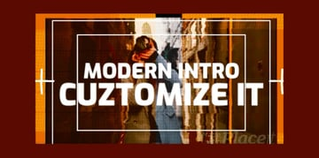 Modern Intro Maker Featuring Text and Logo Animations