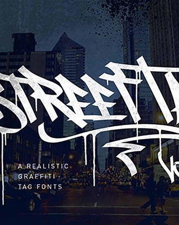 Street Tag Vol 1