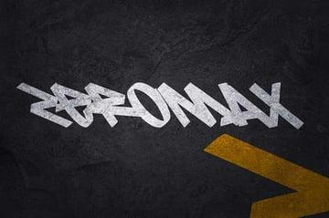 Zeromax Graffiti Font