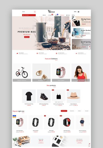 Woodstock - Fastest Shopify Dropshipping Theme