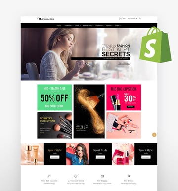 Mika - Multipurpose Sectioned Shopify Theme