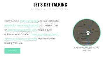 Birva - Creative one page parallax theme