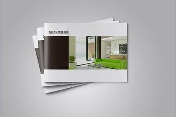 Clean Interior Catalog Template