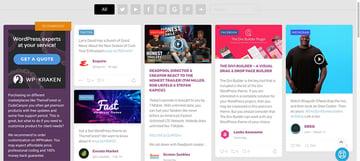 WordPress Social Feed Grid Gallery Plugin