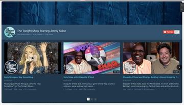 YouTube Plugin  WordPress YouTube Gallery