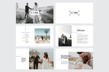 WEDDING PHOTOGRAPHER - Powerpoint V542