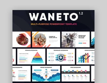 Waneto  Multi-Purpose PowerPoint Template