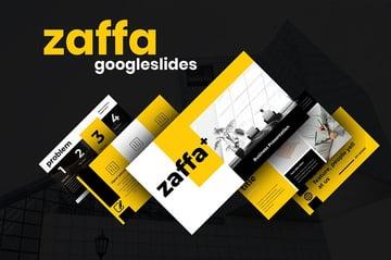 Zaffa - Business Google slides Presentation