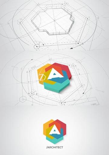 Architect Logo Reveal