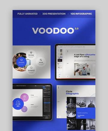 Voodoo Keynote Template