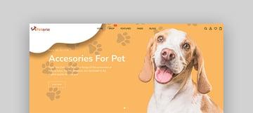 Petoria - Shopify Pet Shop & Pet Care Responsive Theme