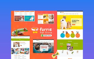Furrie - Shopify Pet Store, Animal Care Services