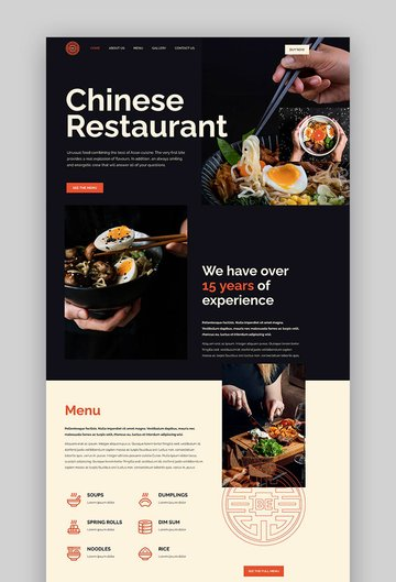 BeTheme - Multipurpose Responsive HTML Template