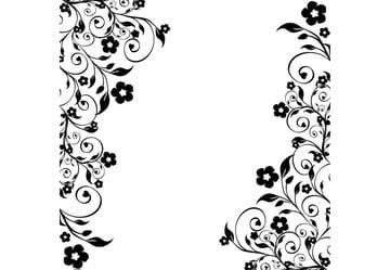 Floral Vector Ornaments