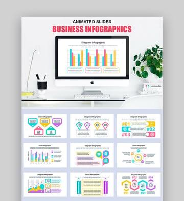 Creative PPT Graphic Slides Presentation Theme