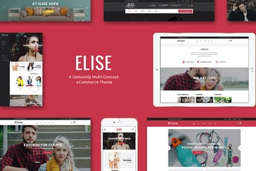 Elise Best Theme for Shopify