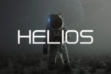 Helios Decorative Fonts