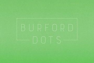 Burford Dots Sans Serif Font Download