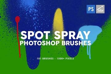 Spot and Blob Graffiti Effects