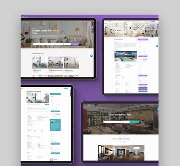 Wp Rentals Real Estate Template WordPress