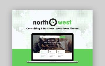 Northwest Consulting WordPress Theme