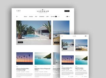 Authentic Lifestyle Premium Responsive WordPress Themes