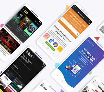 RocketWeb Web View Android App Template