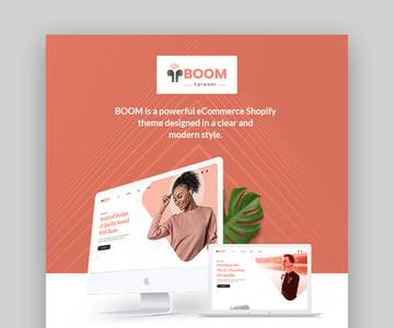 Boom Responsive Theme Shopify