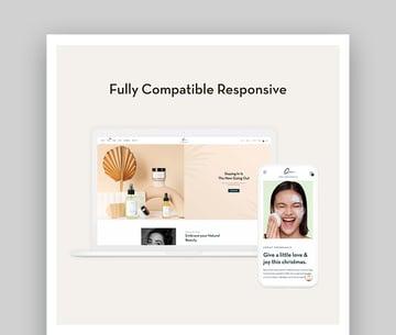 Oworganic Responsive Theme Shopify