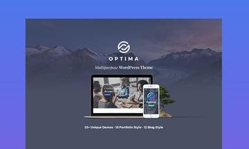 Optima Video Elements WordPress Theme