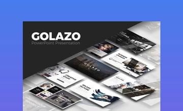 Golazo Cool PowerPoint Presentation Template