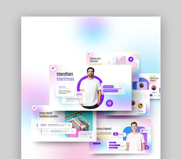 Markus Cool Slides for PowerPoint Presentation