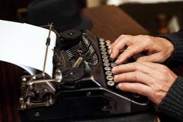 Typewriter Stock Photo Envato Elements