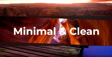 Minimal  Clean Slideshow