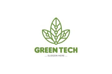 Green Tech Logo