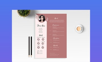 most amazing innovative resume template