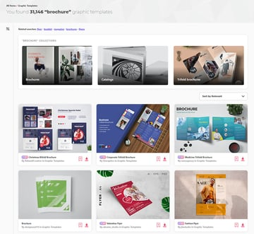 Best Brochure Templates From Envato Elements