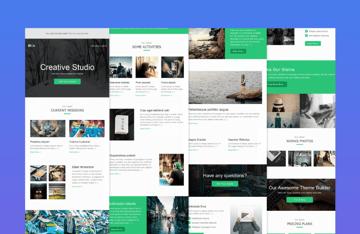 mailchimp newsletter templates download - bion