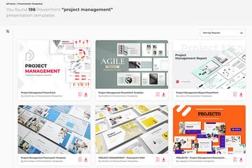 Change Management Presentations on Envato Elements